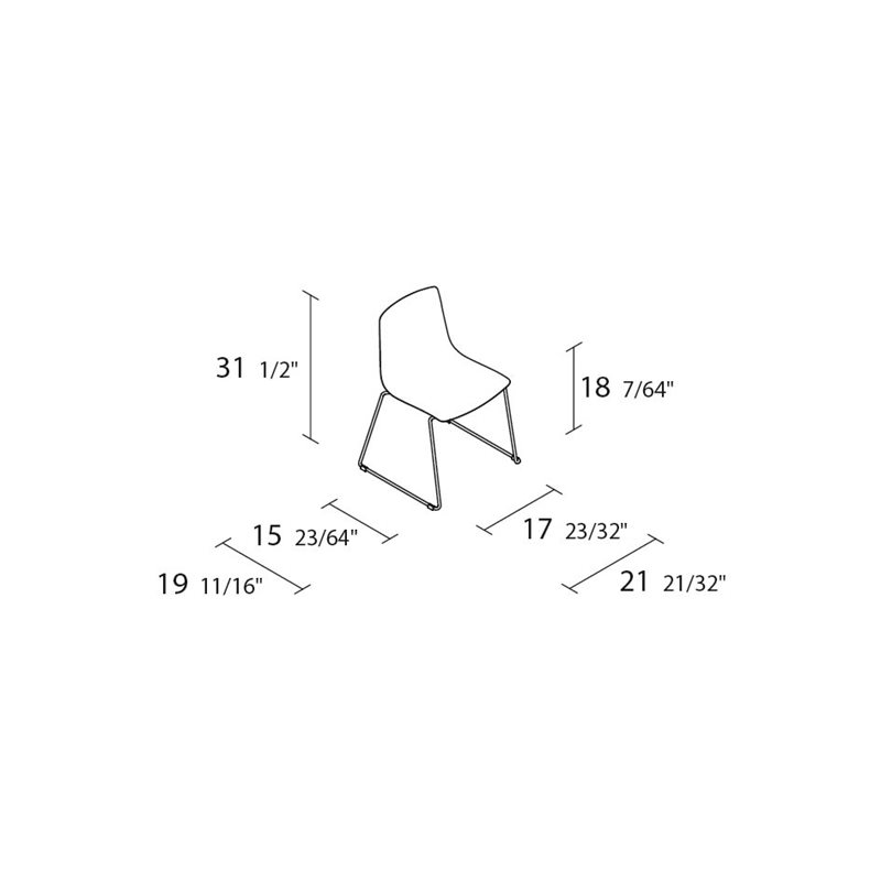 89A_Slim chair sledge_d_p