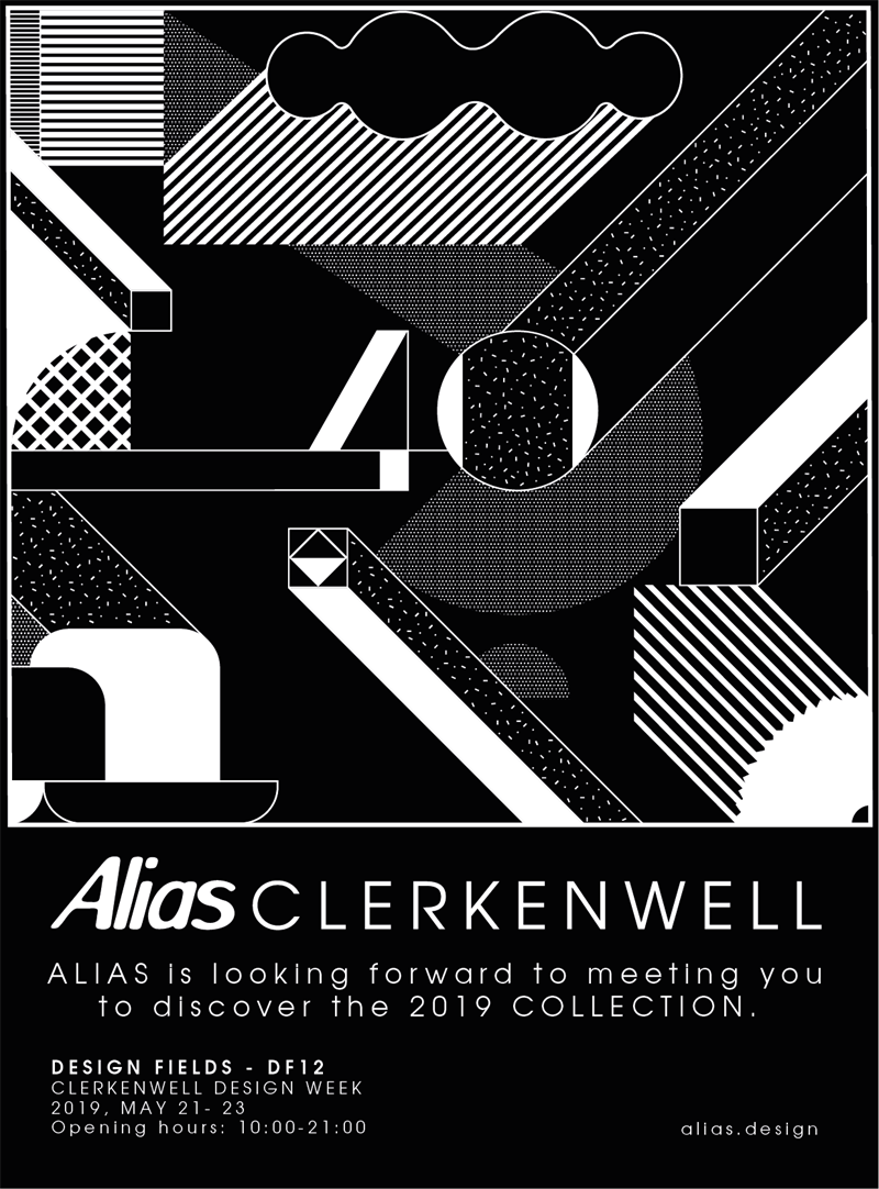 ALIAS INVITO CLERKENWELL